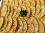sfoglia crema formaggio mele