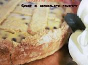 Crostata Ricotta Gocce Cioccolato Fondente