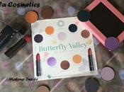 Butterfly Valley Nabla Cosmetics Swatches Comparazioni