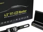 Esky® TFT: recensione Monitor 4,3″ Ripiegabile Retromarcia