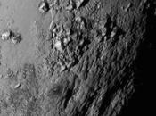 Plutone, l'emozione