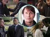 SPOILER Hannibal, Arrow, Once Upon Time, Homeland, Robot, 100, Hotel