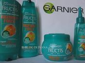 Garnier fructis: nuova linea rigenera forza