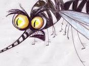 Zanzare: riflessione Krilù