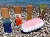 Alterna Haircare: Bamboo Beach 2015 Tangle Teezer Salon Elite Candy Floss!