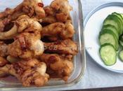 Coscette pollo agrodolce (cucina giapponese)