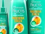 Garnier #LIBERALATUAFORZA: linea capelli fragili cadono