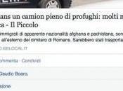 Mentire Cittadini obbligo?
