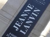 Eventi  Jeanne Lanvin Jean Paul Gautier mostra Parigi