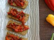 Polenta Taragna con… Peperoni grigliati!
