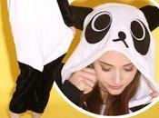 Pigiama panda: dolce pigiami divertenti!