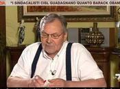 Fausto Scandola, pietra dello scandalo sindacale