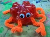 Laboratorio creativo riciclo bottiglie plastica!!!A...