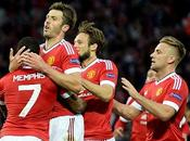 Video Manchester United-Club Brugge 3-1, highlights