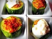 Tronchetti zucchine ripiene cous