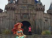 "Welcome Dismaland. parco ""giochi"" Bansky."