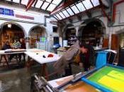 Workshop creativo serigrafia Fallani Venezia