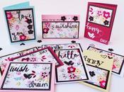Card foglio decorato cards only designed sheet