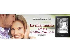 Prima tappa blogtour musica Alessandra Angelini: partecipa, innamorati vinci tantissimi premi!