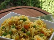 Riso basmati Curry Verdure allo Zenzero
