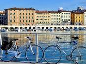 Livorno bicicletta: cosa vedere Porto lungomare
