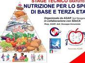 STAGE TECNICO: Nutrizione Sport base terza