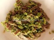 Pizzoccheri broccoli vapore vegan gluten free