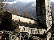 Un'abbazia occultata boschi lariani. Benedetto Perlana.