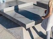 Ping pong cemento