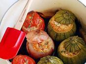 Verdure ripiene alla provenzale Provencal stuffed vegetables
