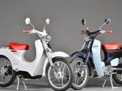 Honda Super Concept EV-Cub 2015
