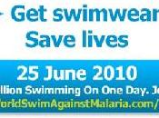 Nuoto Speedo Filippo Magnini fianco World Swim Against Malaria