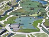 Contemporary parks Spain: Parque Atlántico Llamas Batlle Roig, Santander.