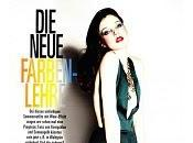 NEUE FARBENLEHRE... Glamour Germany June 2010 Nagi Sakai with Megan McNierney Charon Cooijmans