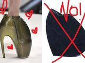 Jeffrey Campbell's WORST Knock EVER Ugly Armadillo shoes wannabe