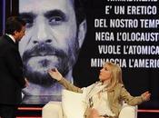 Silvia Valerio putiferio: Chiambretti piaccion markette