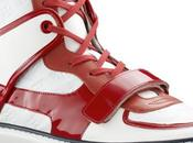 Nuove Louis Vuitton Tower Sneakers White/Red Summer 2010