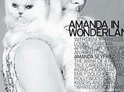 Amanda Seyfried Dolce Gabbana Elle Aprile 2011