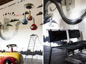 Modernariato, ricerca design: loft Roma. FOTO GALLERY