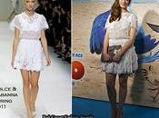 Anne Hathaway Dolce Gabbana