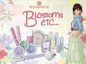 "Essence. ""Blossom collection"""