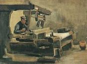 Vincent Gogh: tessitori (serie disegni dipinti, 1883-84)