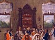 Venezia: cucina gusti alimentari all'epoca Carlo Goldoni.