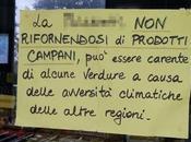 Razzismo alimentare: coop bolognese contro prodotti campani