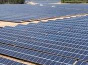 Alla Francia parco solare grande d'Europa