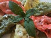 Pasta all'italiana fatta casa