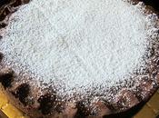 Crostata cioccolato pere caramellate