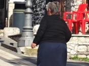 anziane donne paese.