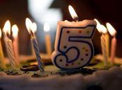 Happy Birthday BLOG!!! siamo
