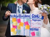 Come coinvolgere sposo nell'organizzazione delle Nozze